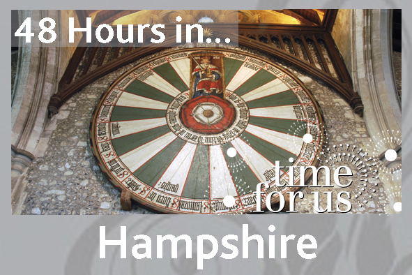 48 hours in Hampshire