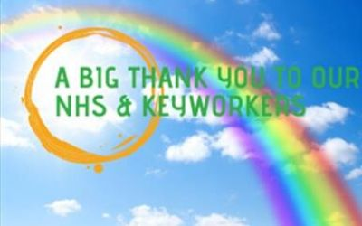 Thank you to our Keyworkers
