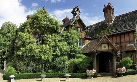 As One Of The Most Distinctive And Truly Welcoming Hotels Outside London Langshott Manor Is Perfect Choice For A Relaxing Countryside Escape
