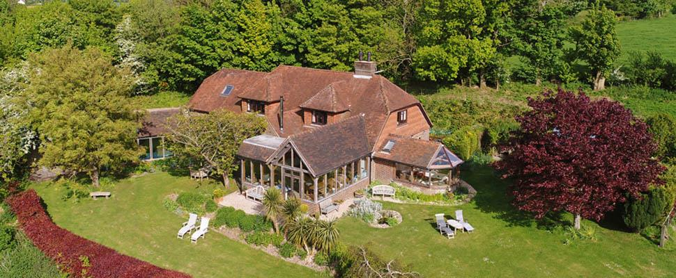 Best places to stay in Kent