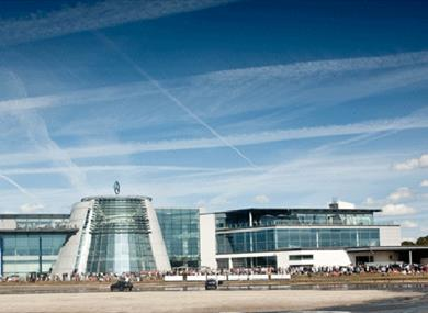 Mercedes Benz World, Surrey |