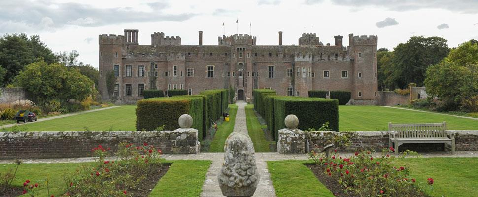 Map Of England Castles.10 Of England S Finest Historic Castles
