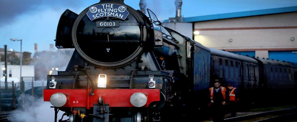 All aboard the south's best steam railways & train trips