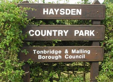 Haysden Country Park