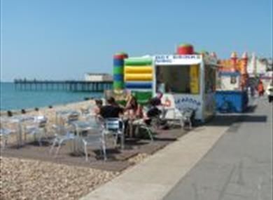 Seafood and Eat it!, Bognor Regis Seafront