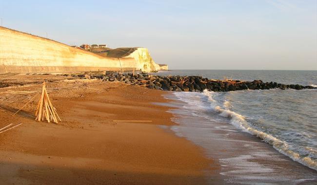 Saltdean Beach Beach In Brighton Brighton And Hove