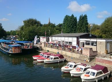 Abingdon Boat Centre Ltd