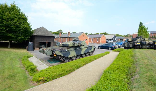 aldershot military museum museums galleries in aldershot