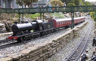 All aboard the south's best steam railways & train trips