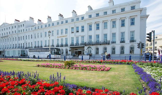Claremont Hotel - Hotel in Eastbourne, Eastbourne - Visit