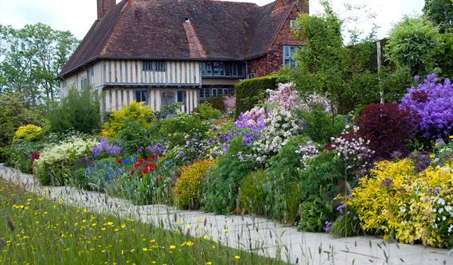 Great Dixter House And Gardens Garden In Rye Rother Visit