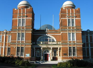 Image of the Royal Engineers Museum in Gillingham