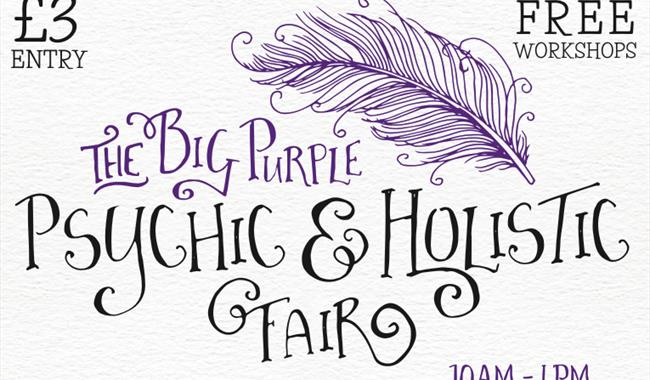 The Big Purple Psychic & Holistic Fair - Special Events in