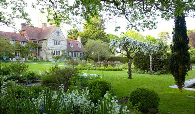 King John\'s Nursery & Garden - Formal Garden in Etchingham, East ...