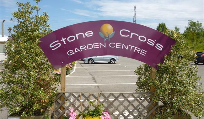 Stone Cross Garden Centre And Woodland Walk Garden Centre In