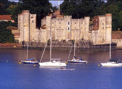 Photo of Upnor Castle