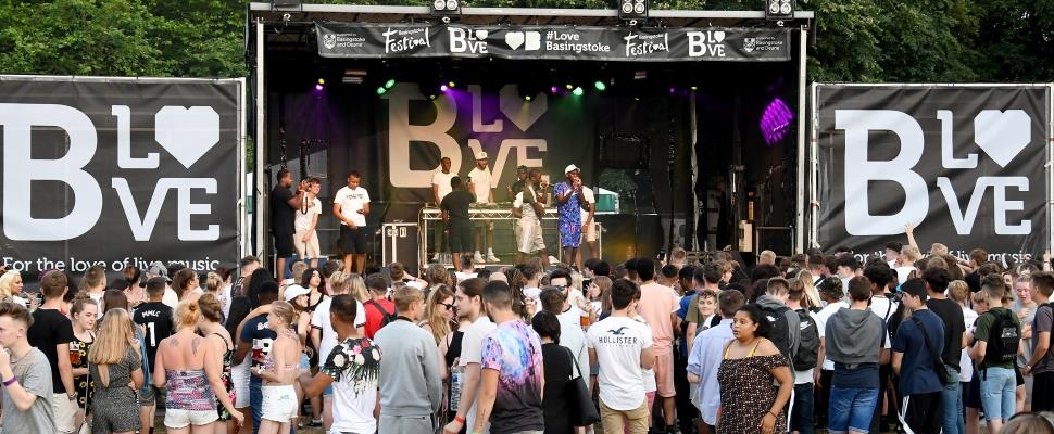 Win a family ticket to B LOVE Festival