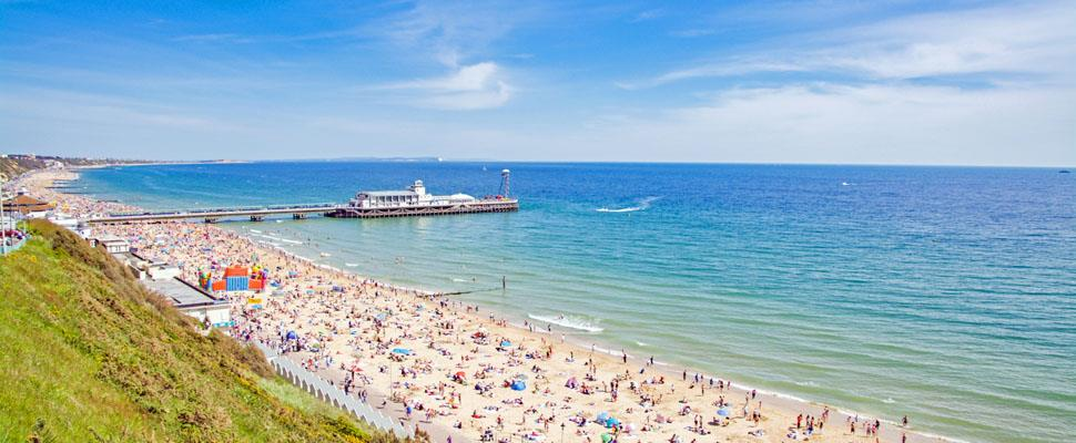 Bournemouth Beach
