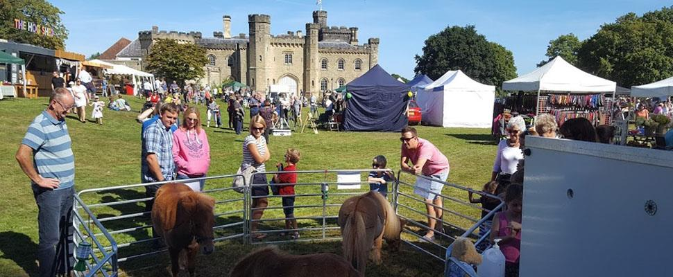 Chiddingstone Castle Country Fair