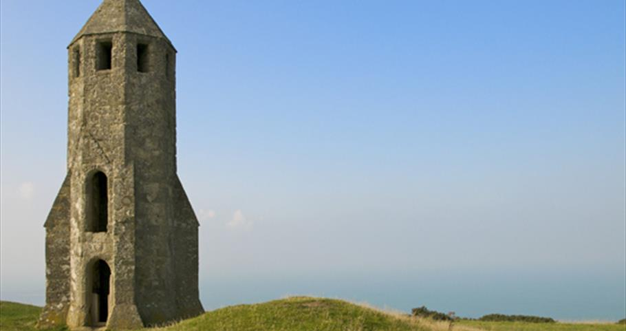 St Catherines Oratory or Pepper Pot, Isle of Wight