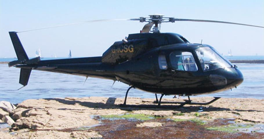 Atlas Helicopters Aerial Tours