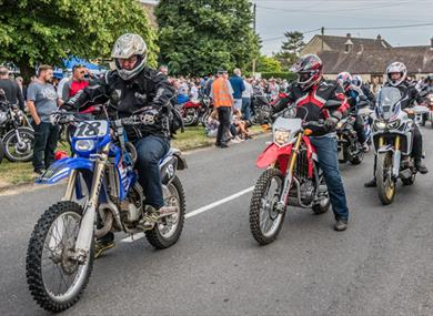 Cassington Bike Night 2018
