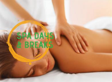Relax with discounted Spa Breaks
