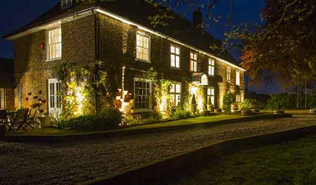 Molland Manor House B B Guest House In Sandwich Dover