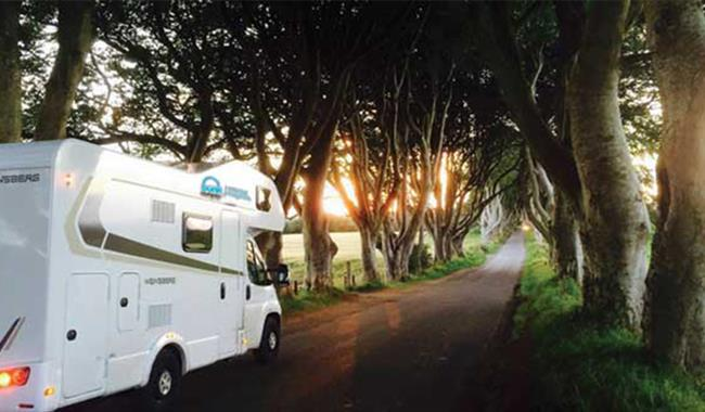 Bunk Campers – Campervan Hire UK