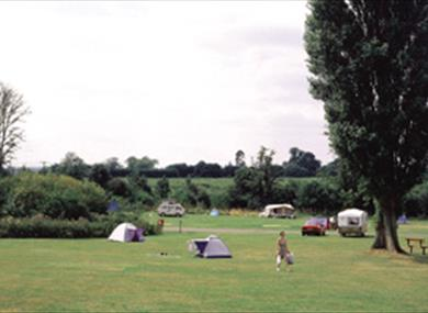 Canterbury Camping and Caravaning Site