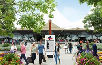 Ashford Designer Outlet in Kent
