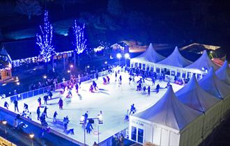 Christmas Ice Skating in Tunbridge Wells
