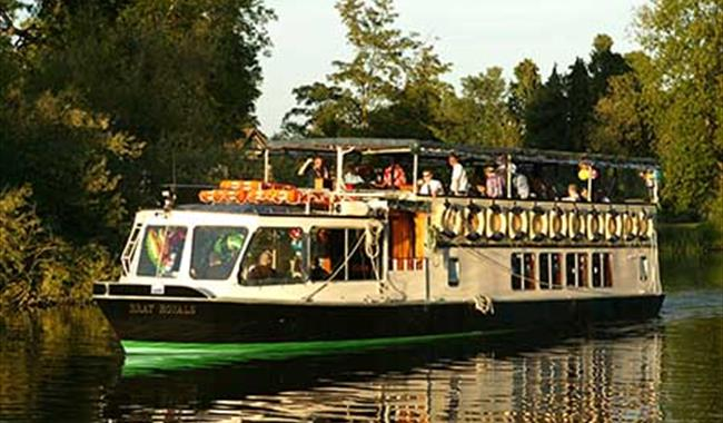 Autumn Colours Cruise with French Brothers Boat Trips