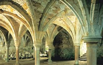 Battle Abbey Arches