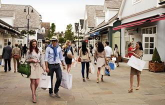 Bicester Village Shopping