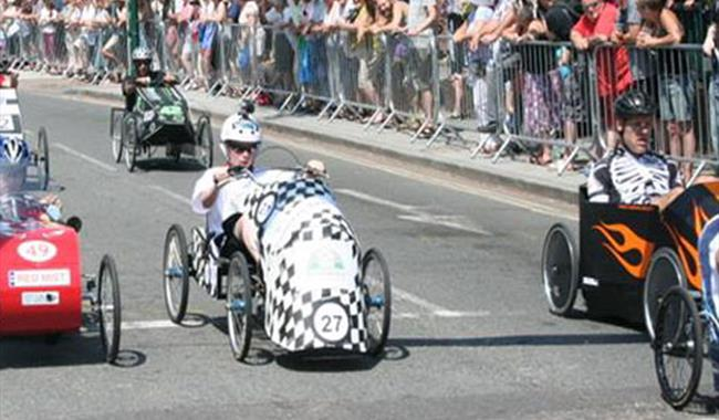 British Pedal Car Grand Prix