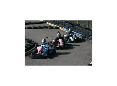 Brooklands Go-Karts & Mini Moto Circuit