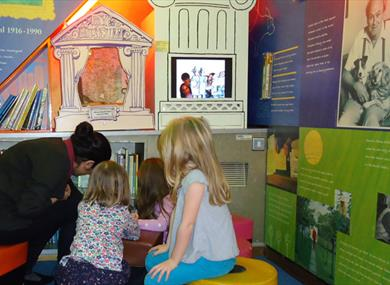 Buckinghamshire County Museum & Roald Dahl Childrens Gallery