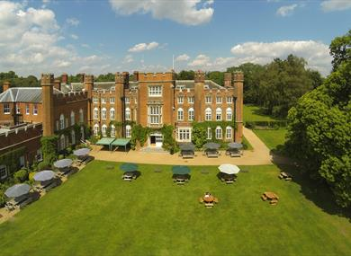 Cumberland Lodge - Heritage Open Days