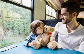 Father's Day DAD HALF PRICE at Chinnor & Princes Risborough Railway