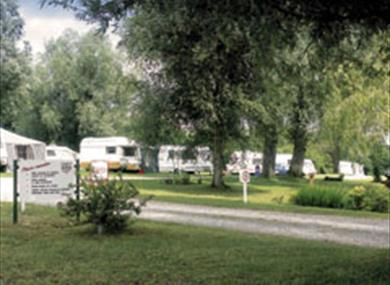 Verwood Camping & Caravanning Club Site