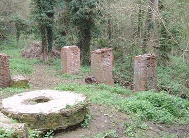 Chilworth Gunpower Mills