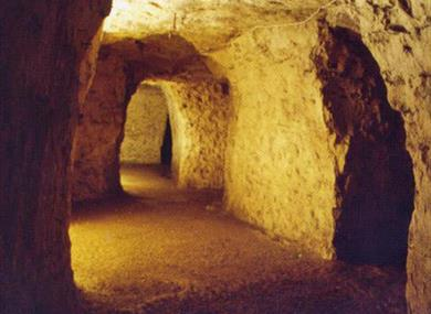 Chislehurst Caves Cave In Chislehurst Dartford South