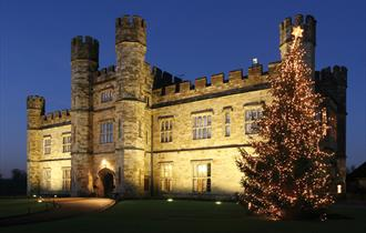 Leeds Castle Presents Once Upon a Time at Christmas