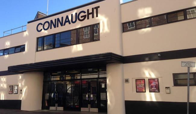 Connaught Theatre, Cinema & Studio
