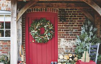 The Stonor Christmas Country Homes and Interiors show