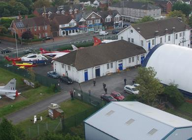 Farnborough Air Sciences Museum