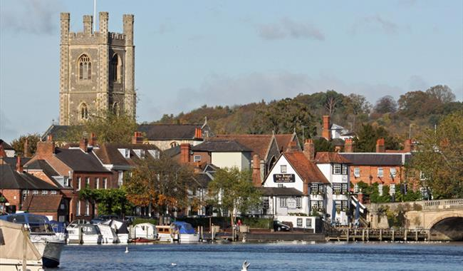 Curious About Henley-on-Thames