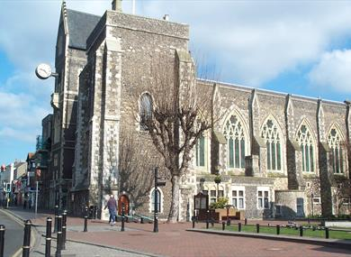Dover Town Hall - The Maison Dieu