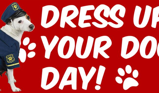 Dress Up Your Dog Day!